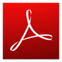 Adobe Reader for Android - logo